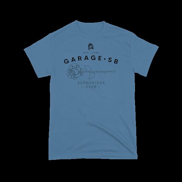 GARAGE - Supporters Club T-Shirt [blue]