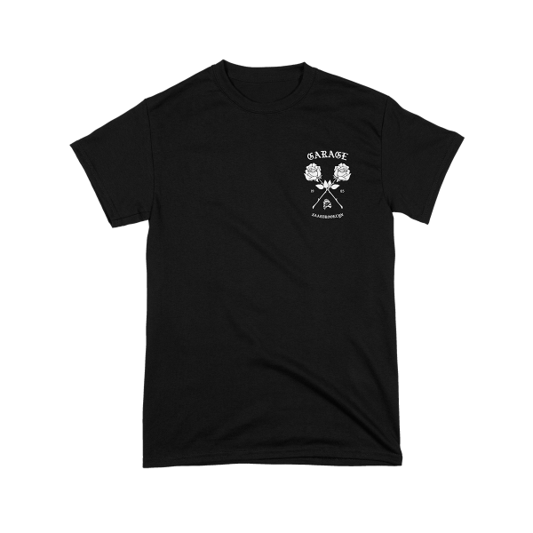 GARAGE - Saarbrooklyn T-Shirt [black]