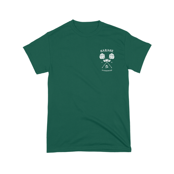 GARAGE - Saarbrooklyn T-Shirt [green]