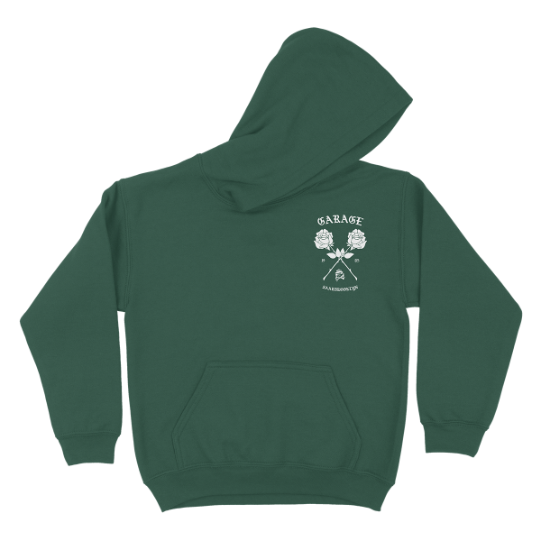 GARAGE - Saarbrooklyn Hoodie [green]